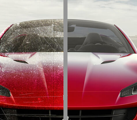 "alt=""before ceramic and after ceramic coating "">"