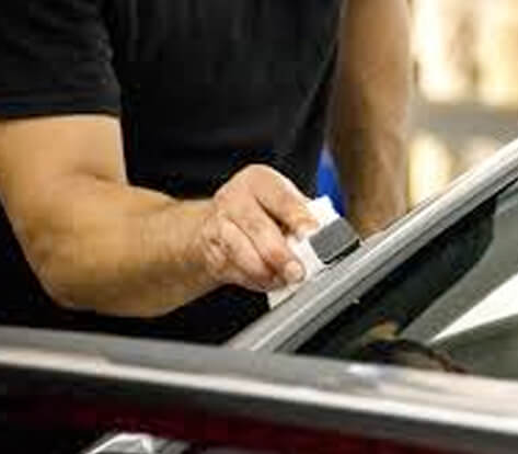 "alt="" applying ceramic coating for car "">"