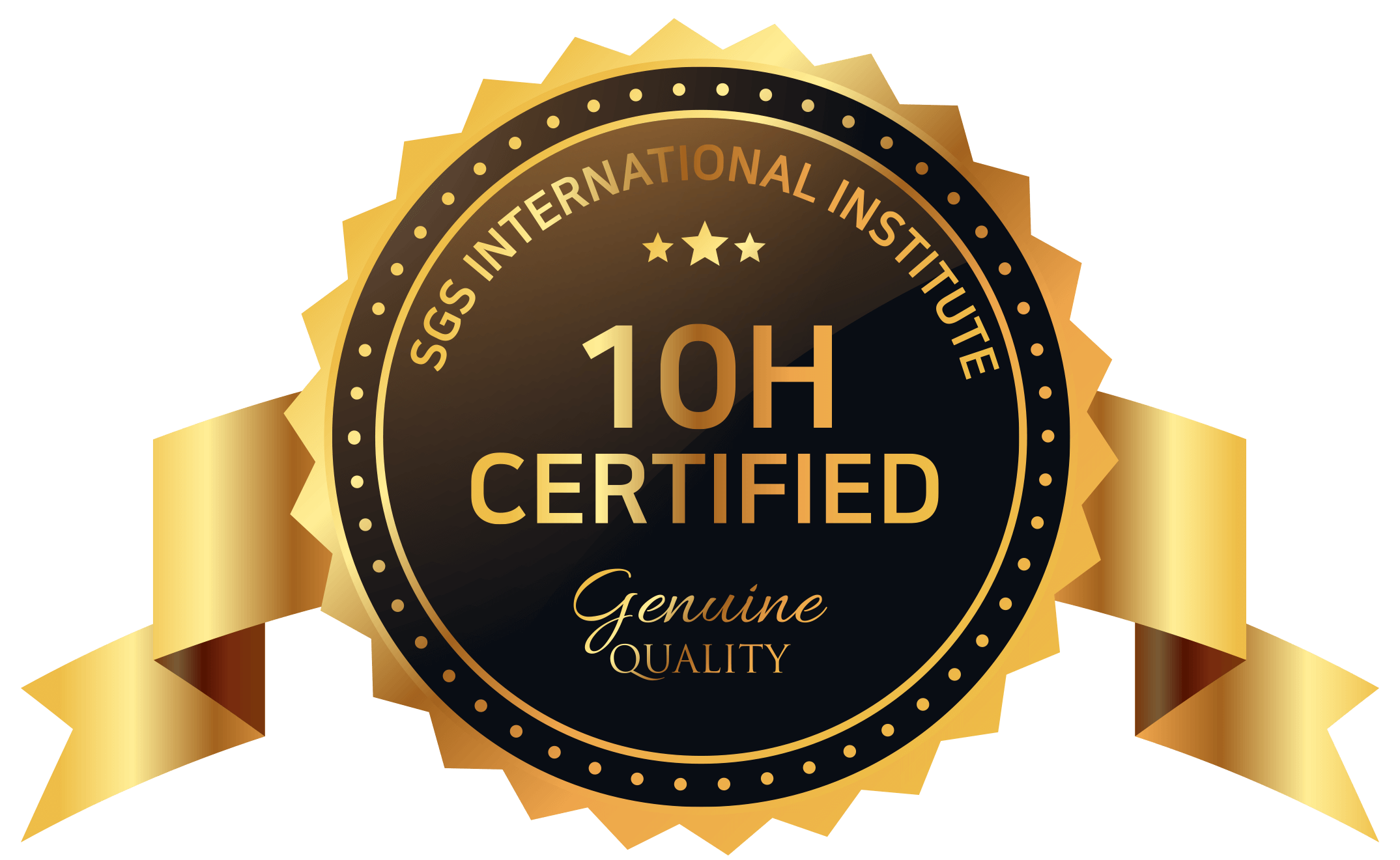 View 10H Ceramic Coating Certificate