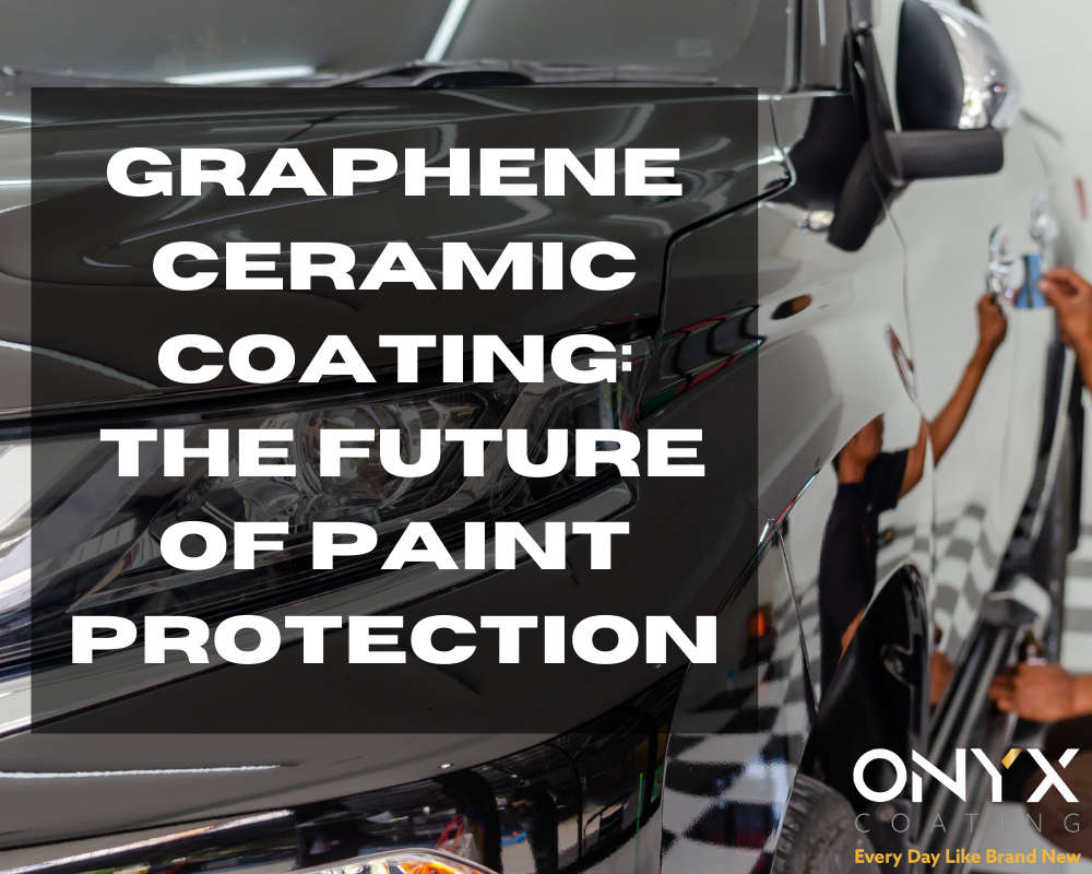 Graphene Ceramic Coating_ The Future of Paint Protection