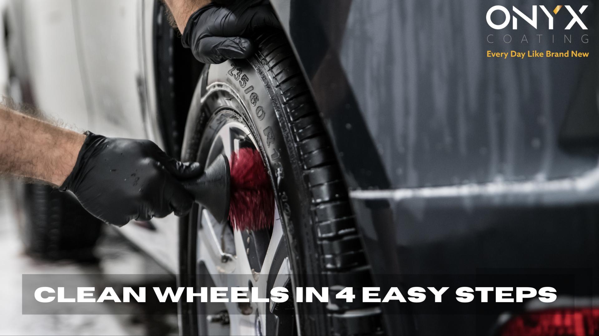 Clean wheels in 4 easy steps (2)